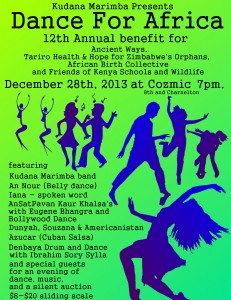 12th Annual DANCE FOR AFRICA